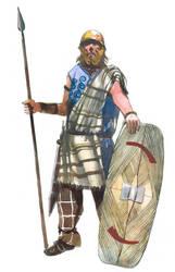 Ligurian warrior