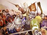 Gallic War under siege
