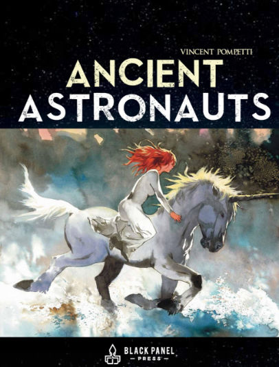 Ancient Astronauts Hardcover version now available