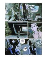 Ancient Astronauts graphic novel  on kickstarter by VincentPompetti