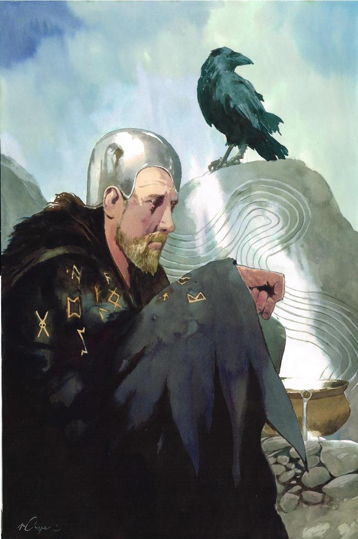 Merlin III by VincentPompetti