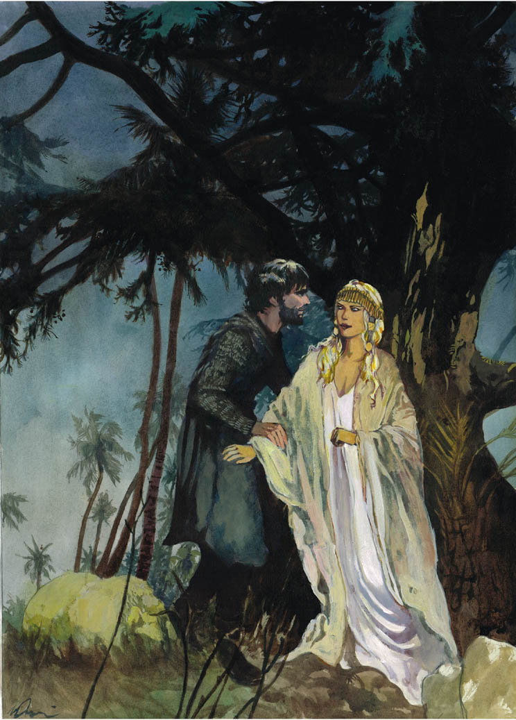 Midsummer's night dream by VincentPompetti