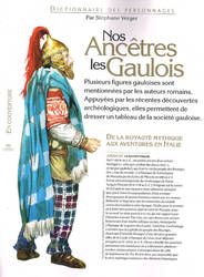 Illustrations for Le Figaro Histoire magazine