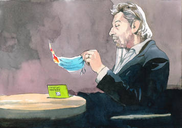 Gainsbourg Exposition 30 ans