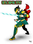ELDRIN - The Elf Royal Champion
