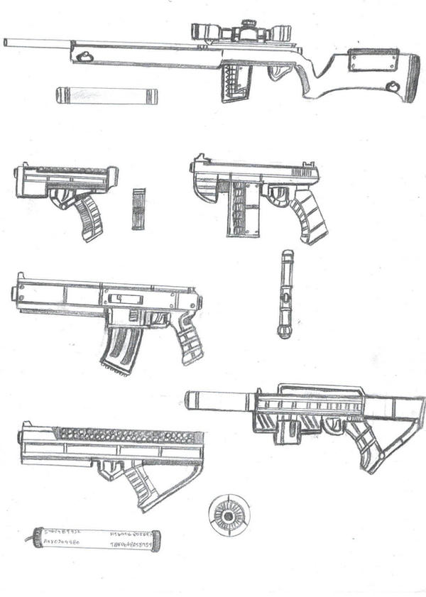 Saga Weapons 8 by cpi