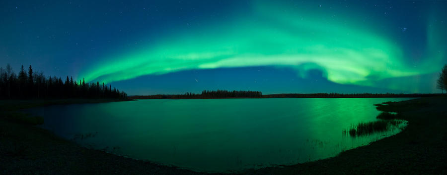 green aurora by charnelle-volcom9