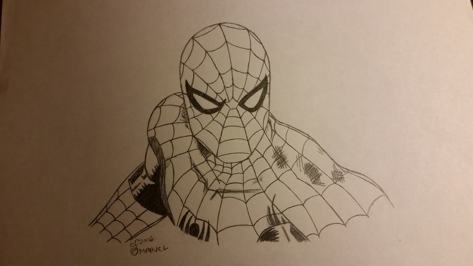 The Amazing Spider-Man. by charnelle-volcom9