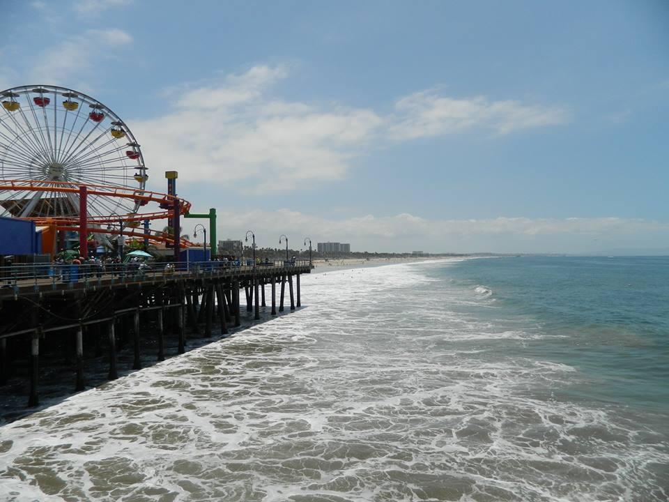 Santa Monica by charnelle-volcom9