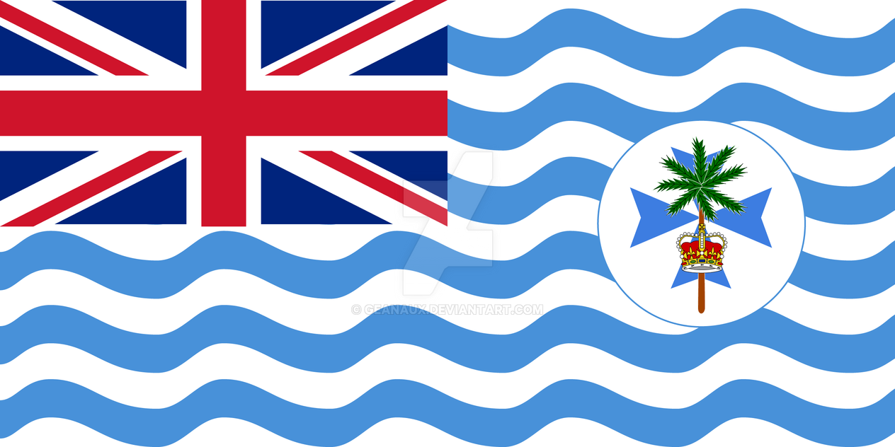 Coral Sea Islands Territory Flag by Geanaux on DeviantArt