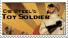 Dr. Steel's Toy Soldier stamp by Chivalricspook