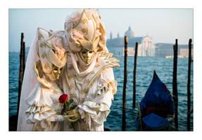 Venetian masks 10 by flemmens