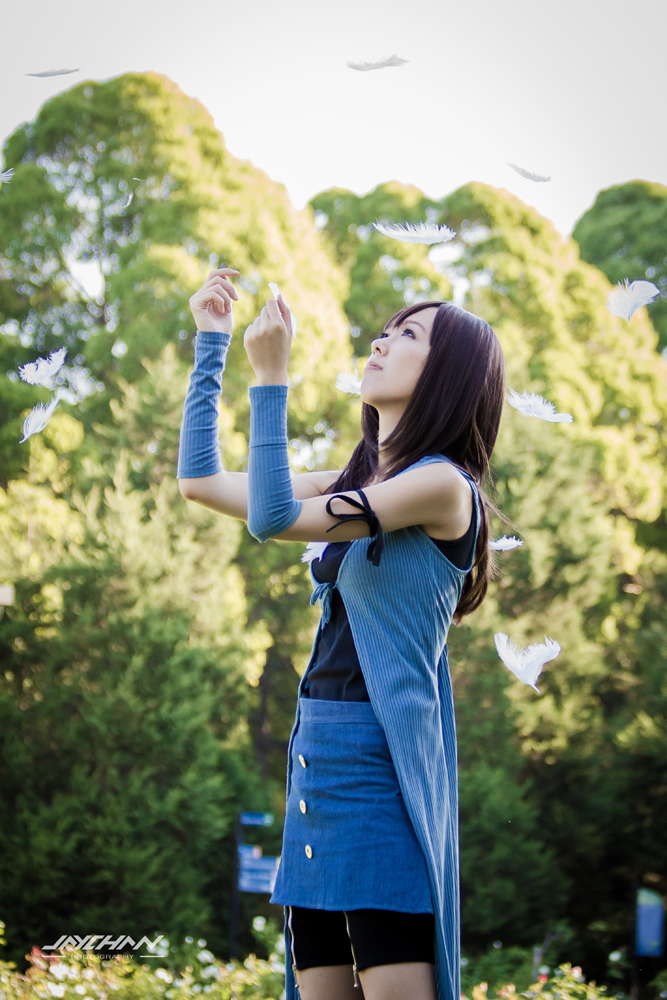 Rinoa Heartilly (FFVIII) Cosplay by Chibi-Jennifer
