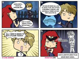 Why Everyone Attacks Tokyo (Sailor Moon Edition) by Chibi-Jennifer