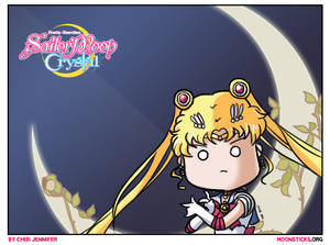 Sailor Moon Crystal - In the Name of the Moon!