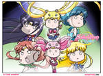 Sailor Moon Crystal Black Moon Arc