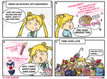 Sailormoon Fans Be Like