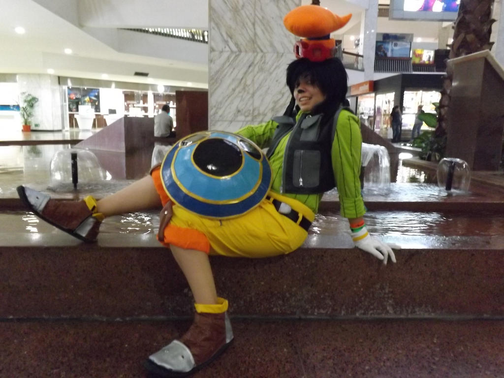 Goofy Cosplay by Okashi-Ryu