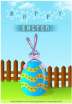 Greeting Card: Happy Easter