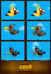 Flash Game Characters:: CTC