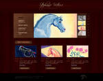 Painter Portfolio:: Template