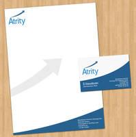 Branding::Logo+VCard+Letterpad by princepal