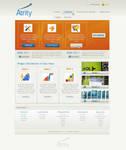 Branding:: Web 2.0 Inner Page