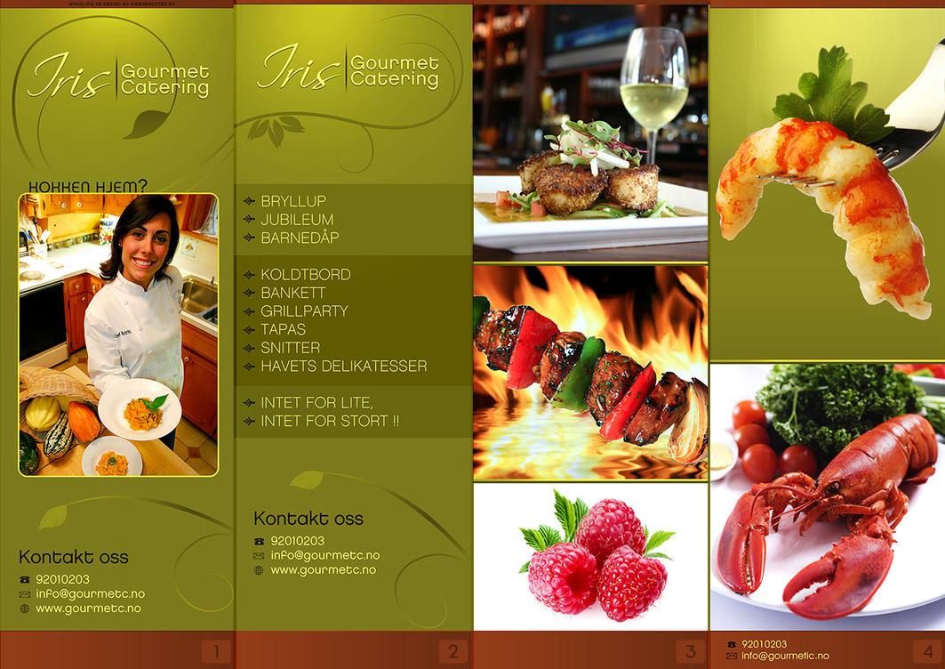 Brochure cuisine by princepal on deviantart for Design cuisine login