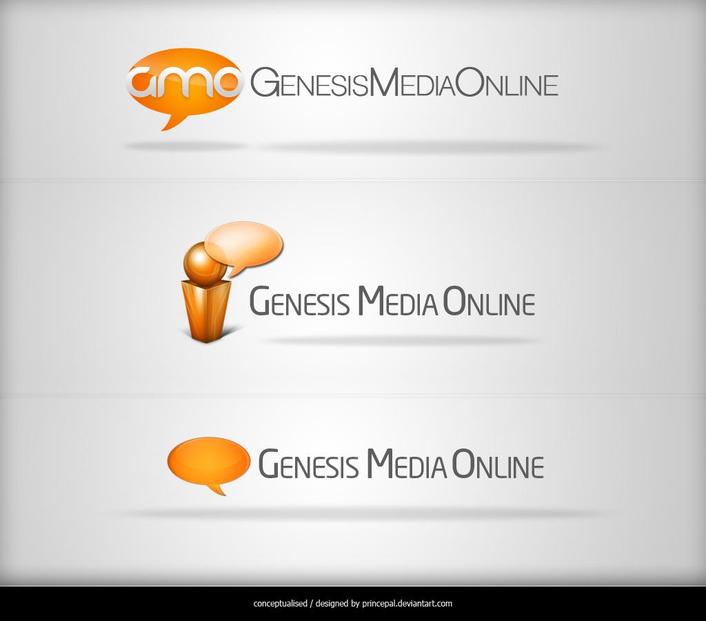 Web 2.0 Logo Concept by princepal