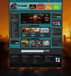 Game Website Joomla