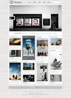 Wordpress Photo Blog Template by princepal