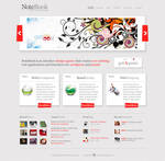NoteBook - Another WP Template