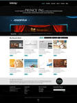 Infinity Wordpress Template