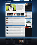 TV.com Community GUI-Homepage