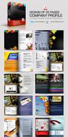 Company Profile Design Pdf
