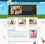 Kids School Wordpress Template