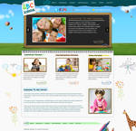 Kids School Wordpress Template