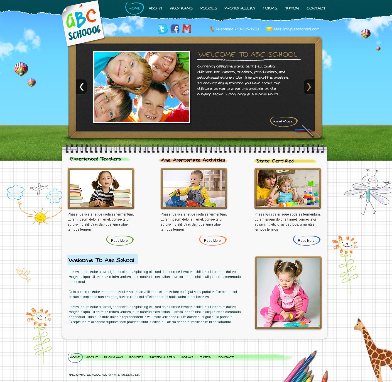 50 responsive education wordpress themes 2020 colorlib.