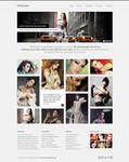 Minimal PhotoFolio WP Theme