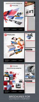 Brochures For LightBox Company