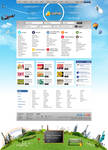 Community/Bidding/Classifications Website Design