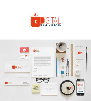 Digital Self Defense - Logo Design and Branding