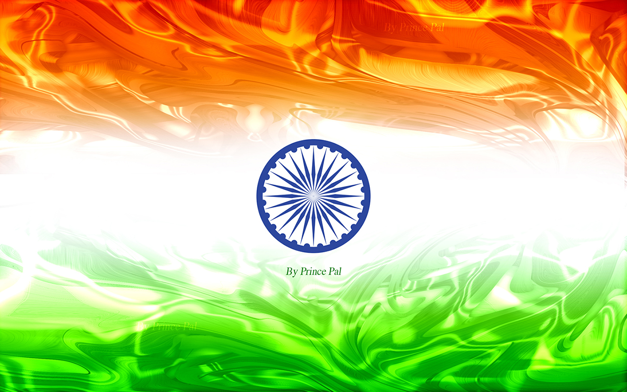 India Flag Happy Independence Day By Prince Pal By Princepal On