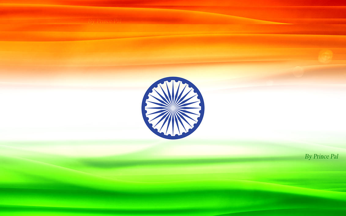 India Flag - Happy Independence Day By Prince Pal by princepal
