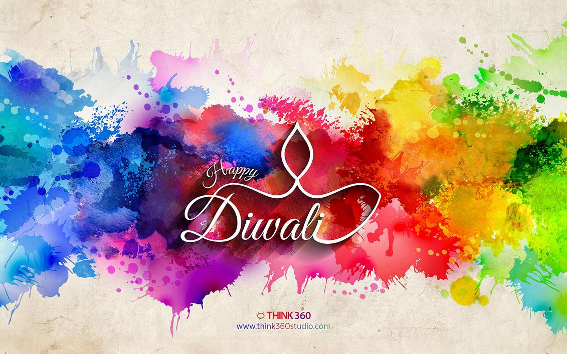 Diwali Colorful Wallpaper 2014 By Prince Pal by princepal