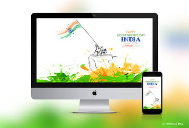 India Independence Day Wallpaper By Prince Pal