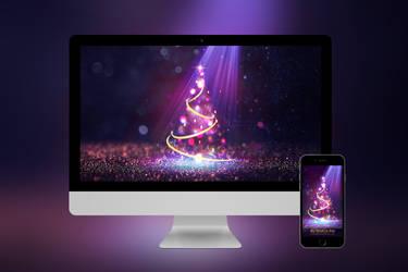 Christmas Wallpaper 2015 By Prince Pal