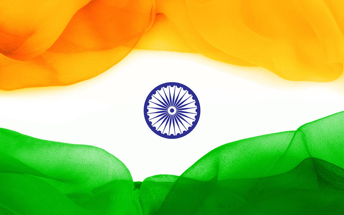 Indian Flag Wallpaper By Prince Pal by princepal on DeviantArt