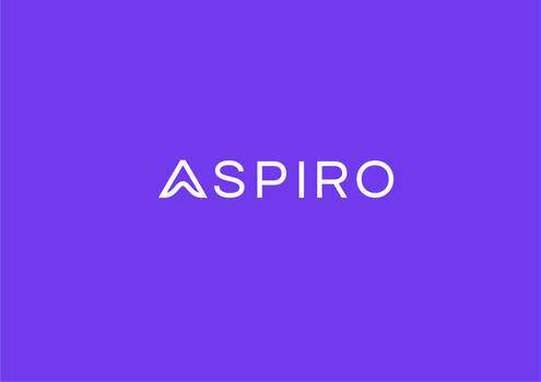 ASPIRO Logo Design