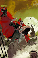 Tomb of Dracula by EvilKalman